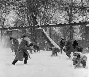 Időjárás - Nyolc fokos hideg Budapesten