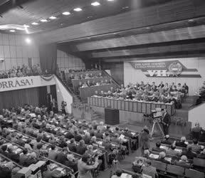 Belpolitika - A Hazafias Népfront VII. kongresszusa