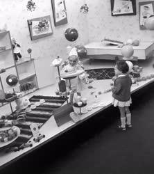 Kiállítás - Ipari Vásár - Játékkiállítás