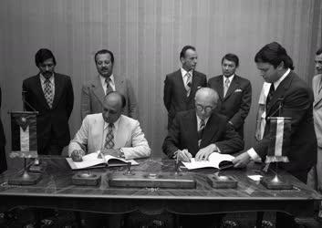 Külkapcsolat - Magyar-jordán gazdasági együttműködés