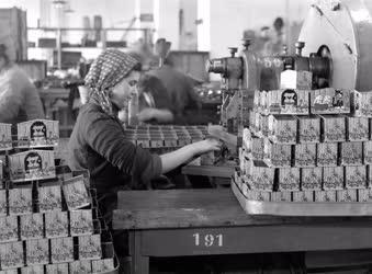 Ipar - A Fémlemezipari Művek Lemezáru Gyáregysége