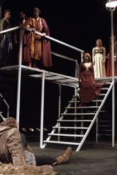 Kultúra - Színház - William Shakespeare: Hamlet