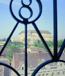 Városkép - A siklósi vár