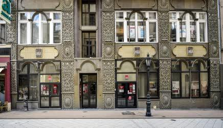Városkép - MKB Bank