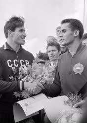 Sport - X. Moszkvai Öttusa VB - Olimpikon