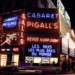 Városkép - Párizs - Montmartre