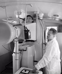 Egészségügy - A TBC-gondozó szűrőállomása