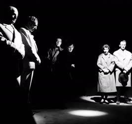 Kultúra - Színház - A komédiás