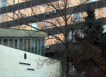 Városkép - Budapest - Törvényszék épülete