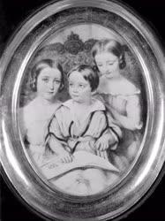 Festészet - Liszt Ferenc gyermekei