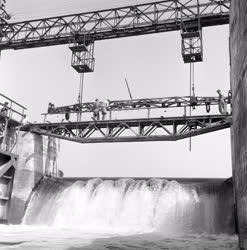 Vízenergia - A Kvassay Vízerőmű