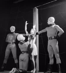 Kultúra - Balett - Szokolai Sándor: Az Iszonyat balladája