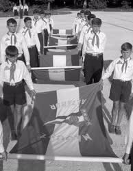 Nyaralás - Csillebérci Úttörő Nagytábor