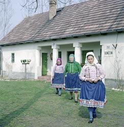 Kultúra - Folklór - A nagytarcsai falumúzeumban