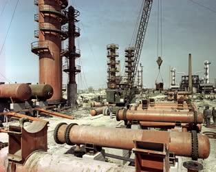 Ipar - Energia - Szőnyi Kőolajipari Vállalat