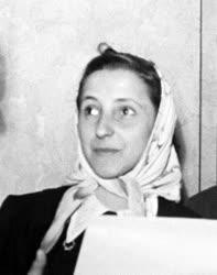 Kossuth-díjasok - Czukor Anna (Tóth Győzőné)