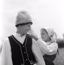 Folklór - Eperjesi fiatalok
