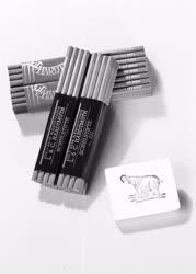 Kereskedelem - Koh-i-noor Hardtmuth ceruzák és radírok rekláma