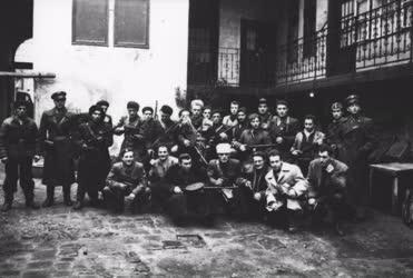 Belpolitika - 56-os forradalom - Corvin-közi felkelők
