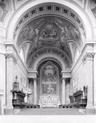 Kultúra - Az esztergomi bazilika belseje