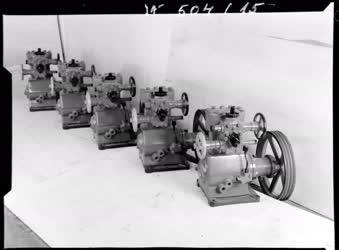 Ipar - Hűtőgépgyár