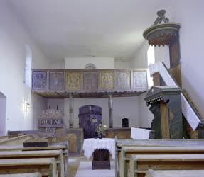 Egyház - A kovácshidai református templom