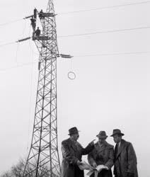 Energia - Távvezeték - Szeged-Szabadkai villamos távvezeték