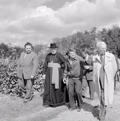 Mezőgazdaság - Egyházi látogatás a gazdaságokban