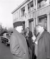 Külkapcsolat - Kádár-Brezsnyev találkozó Budapesten