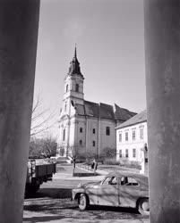 Városkép - Egyház - Szekszárdi belvárosi katolikus templom