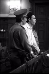 Jog - Bíróság előtt a Hárshegyi gyermekgyilkos