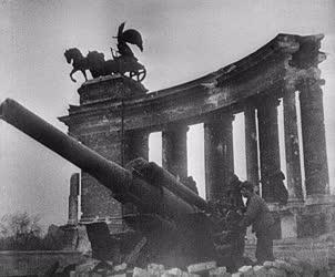 Háború - Budapest ostroma