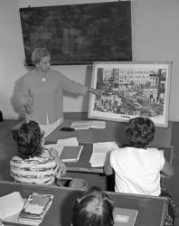 Oktatás - Szovjet pedagógusok Magyarországon