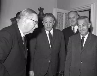 Ünnep - Belpolitika - Münnich Ferenc köszöntése