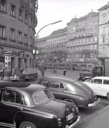 Városkép - Marx tér