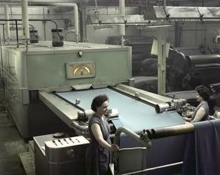 Ipar - Hazai Fésűsfonó és Szövőgyár