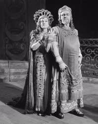 Kultúra - Színház - Goldmark: Sába királynője
