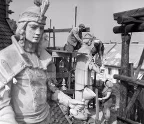 Műemlék - Felújítják az Iparművészeti Múzeumot