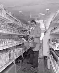 Kereskedelem - Mozgó ABC áruház