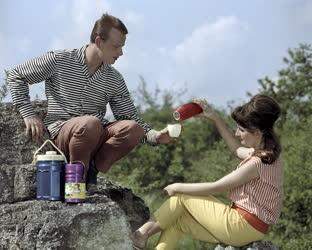 Reklám - Hőpalack reklám