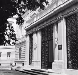 Városkép - Bécsi Szovjet Nagykövetség - Hruscsov-Kennedy találkozó