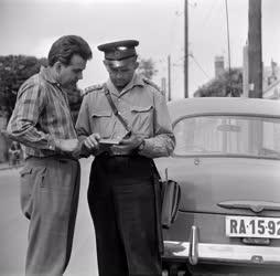 Közlekedés - Rendőrség - Győri közlekedésrendészet