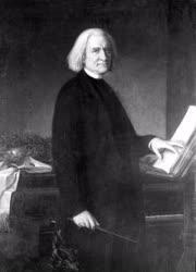 Személy - Liszt Ferenc zeneszerző
