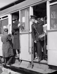 Tömegközlekedés - Új villamos-vonalszakaszt kapott Zugló