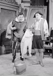 Kultúra - Színház - Calderón: Huncut kísértet