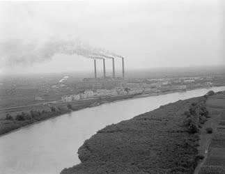 Ipar - Tiszapalkonyai Hőerőmű