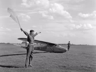 Szabadidő - A Csepeli Repülőklub élete