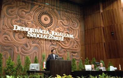 Belpolitika - Az MSZMP XIV. kongresszusán