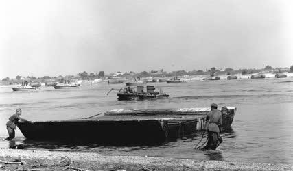 Külkapcsolatok - Honvédelem - Opál '71 hadgyakorlat