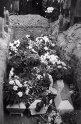 Belpolitika - 1956 - A mosonmagyaróvári sortűz áldozatainak temetése